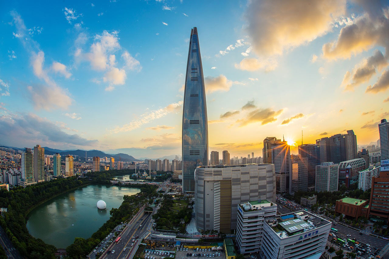 Город Сеул, Южная Корея
