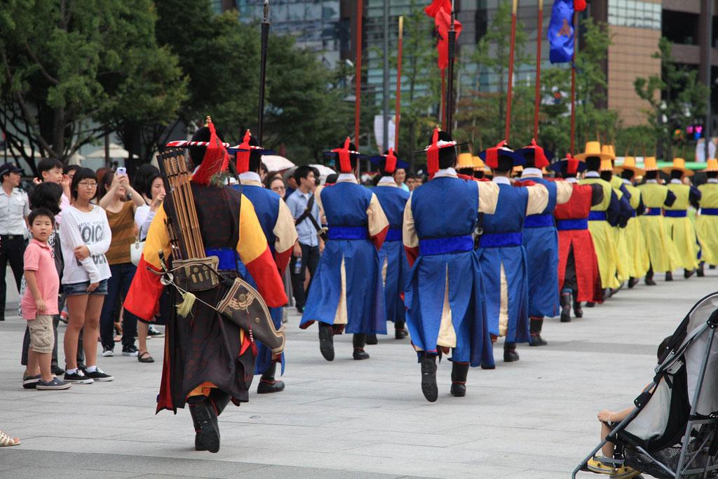 Корейский праздник Чусок