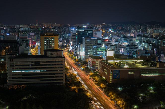 Город Тэджон, Южная Корея