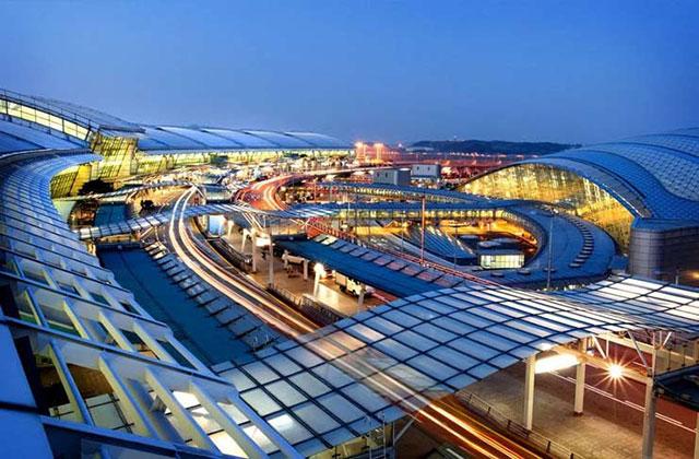 Аэропорты Южной Кореи