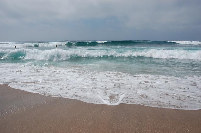 море в Южной Корее