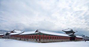 Погода в Сеуле в январе