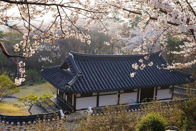 Погода в Сеуле в апреле